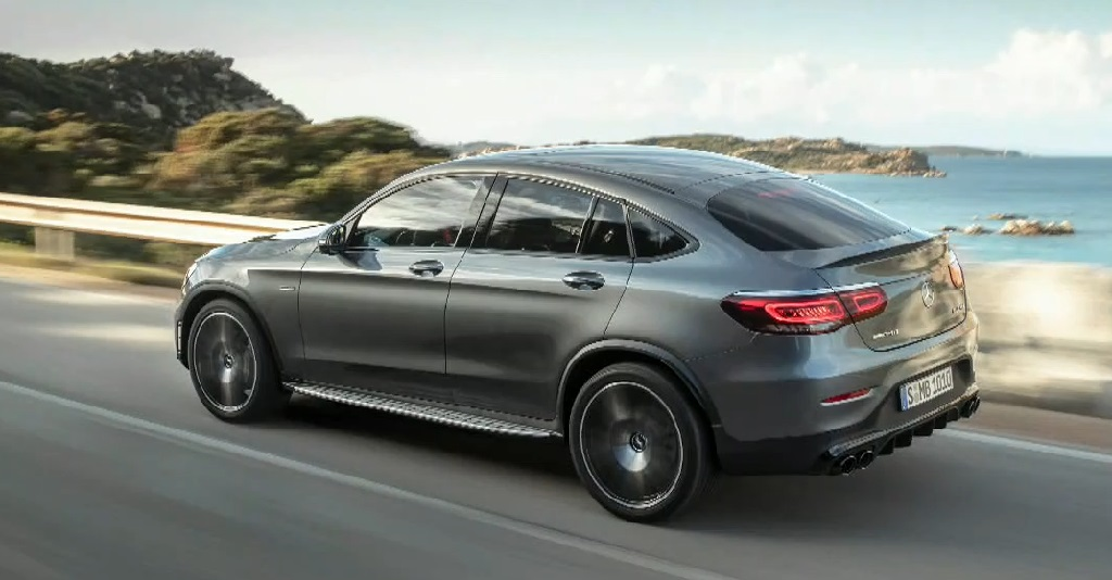 India-Made Mercedes-AMG GLC 43 Coupe Launched, Priced At Rs. 76.70 Lakhs - MotoWagon